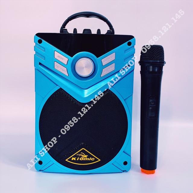 Loa Hát Karaoke K56 Micro Không Dây Âm Thanh Siêu Hay Nâng Cấp P88 P89