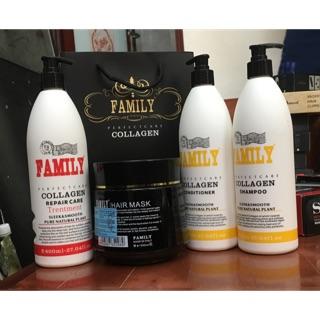 Combo chăm sóc tóc Family