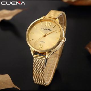 Đồng hồ nữ Cuena dây xích cực chất cực chất