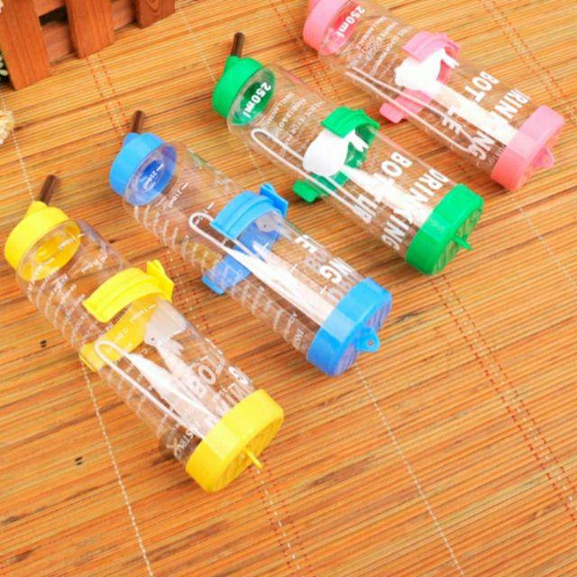 Bình nước 250ml cho thú cưng hàng nhập