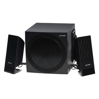 Loa Vi Tính Microlab M-300 2.1 (38W) – Hàng Chính Hãng