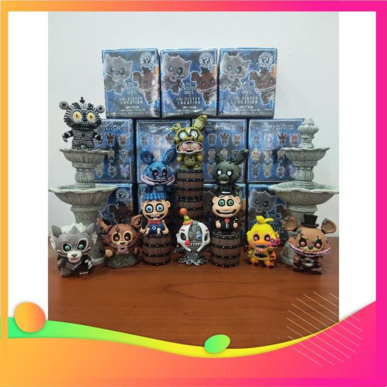 Shop Happy KIDS Mô hình Five_Nights_at_Freddy's: Sister Location chính hãng full box