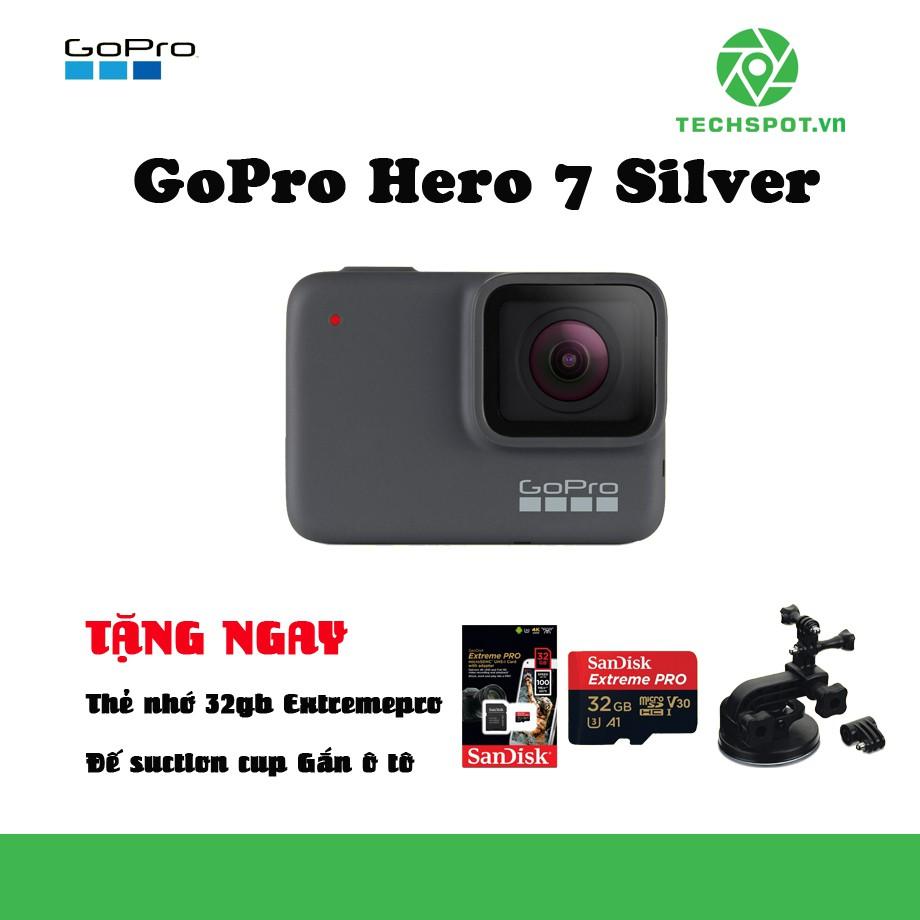 GoPro HERO 7 Silver - Chính hãng FPT