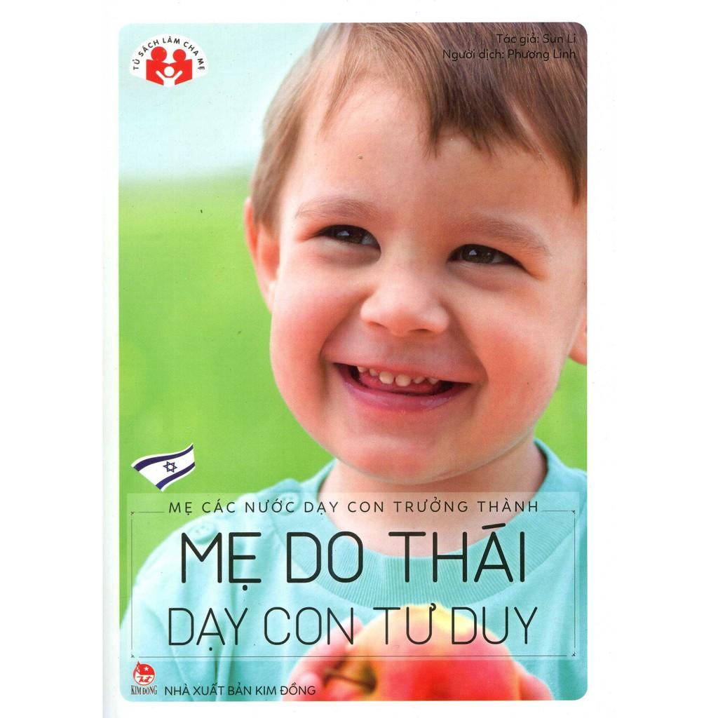 [Sách Thật] Mẹ Do Thái dạy con tư duy - Sun Li - 2766732 , 498084185 , 322_498084185 , 57000 , Sach-That-Me-Do-Thai-day-con-tu-duy-Sun-Li-322_498084185 , shopee.vn , [Sách Thật] Mẹ Do Thái dạy con tư duy - Sun Li