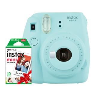 [Mã ELMALL44 giảm 9% đơn 440K] Máy chụp ảnh lấy liền Fujifilm Instax Mini 9 - Bảo hành 12 tháng chính hãng