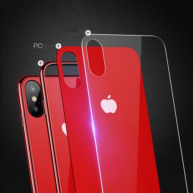 [ Freeship]Ốp Iphone mặt lưng kính cao cấp, Ốp điện thoại iphone ip 6,6s, 6 Plus, 7,7 Plus, 8, 8 Plus, X, Xs, Xs Max, 11