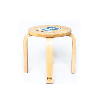 Đồ chơi gỗ Winwintoys - Ghế tròn trẻ em 62992