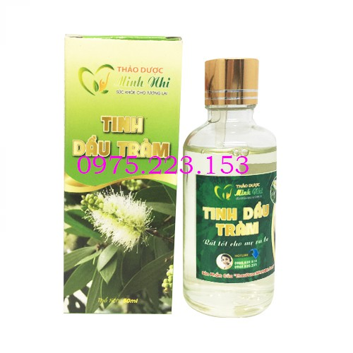 Tinh dầu tràm Minh Nhi 50ml