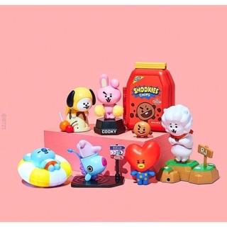 Interactive toy BT21 (đủ 7 nv) | Hàng order bên store Line Friends Hàn chính hãng | Không có sẵn |