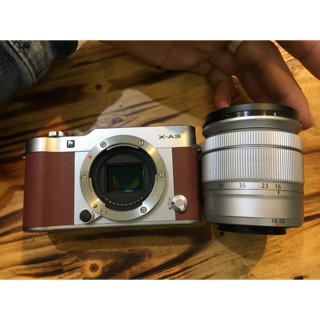 Máy ảnh Fujifilm X-A3 kem kis 16-50mm