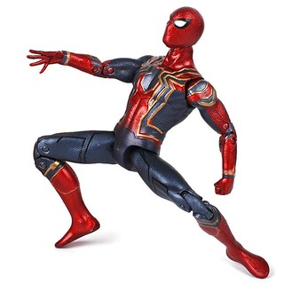 Marvel Infinity War Avengers Iron Spider Spiderman 7″ Action Figure