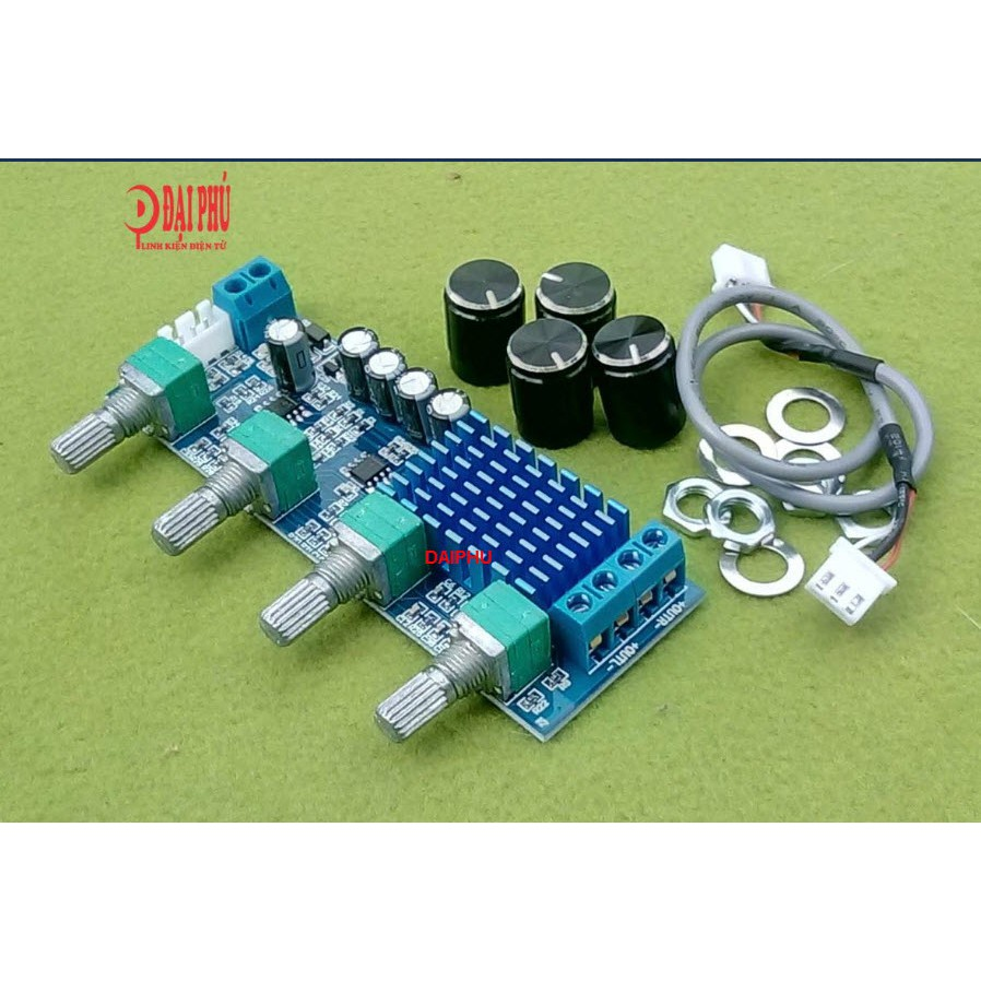 Mạch TPA3116D2 2*80w 4 volume nguồn cấp 12-24V - 3348307 , 1012123542 , 322_1012123542 , 205000 , Mach-TPA3116D2-280w-4-volume-nguon-cap-12-24V-322_1012123542 , shopee.vn , Mạch TPA3116D2 2*80w 4 volume nguồn cấp 12-24V