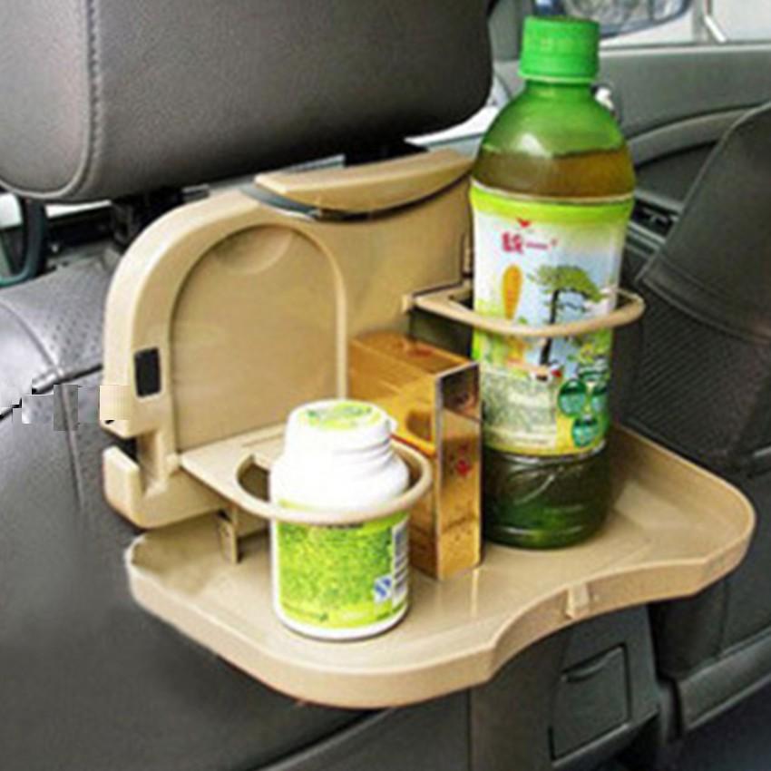 Khay đựng đồ ăn nước uống trên ô tô TL 106-2(ghi)