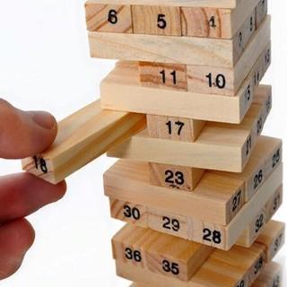 Bộ trò chơi rút gỗ số