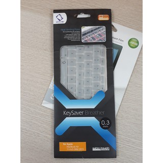Macbook Air 11 inch (mid 2011) – Tấm phủ bàn phím loại ôm khít