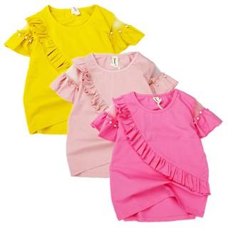 Áo bé gái form lớn hàng Quảng Châu cho bé 1 tuổi đến 10 tuổi, từ 14 kg đến 22 kg chất shop đẹp 02239-02241
