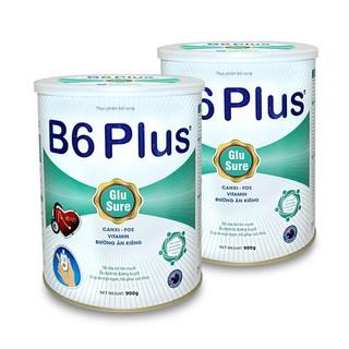 Combo 2 hộp sữa bột dành cho người tiểu đường B6