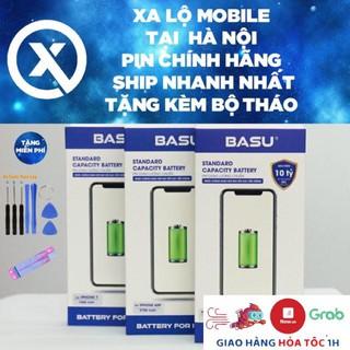 PIN IPHONE BASU 5/5C/5S/SE/SE2020/6/6S/6Plus/6splus/7/7plus/8/8plus/X/XR/XS/XSMAX CHÍNH HÃNG