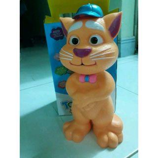 MÈO TOM THÔNG MINH biết hát, kể chuyện, ghi âm…( mèo đội nón mèo lớn)