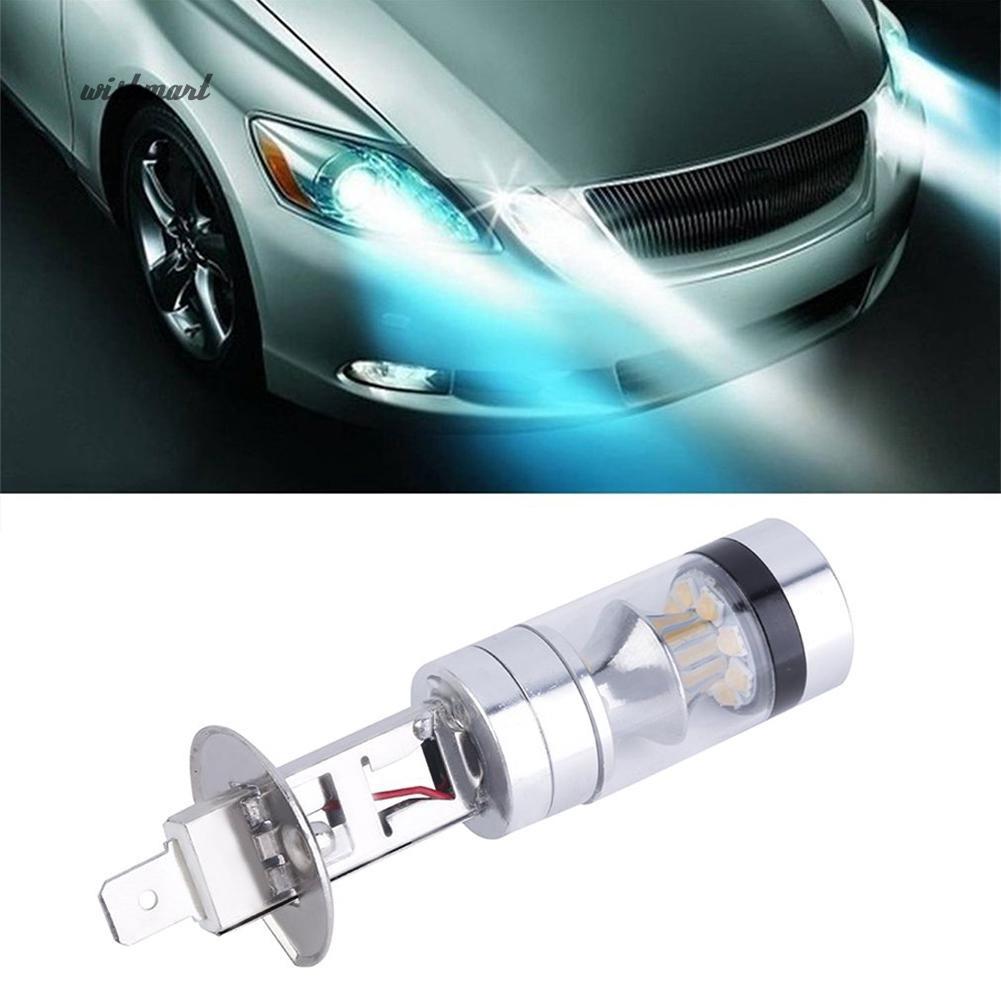 Đèn LED 100W 20 SMD 100W 1800LM ánh sáng trắng cao cấp cho xe ô tô