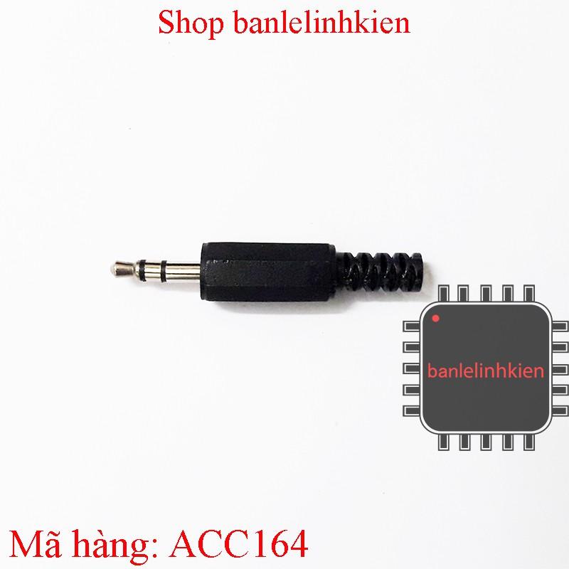 Jack cắm audio đực 3.5mm