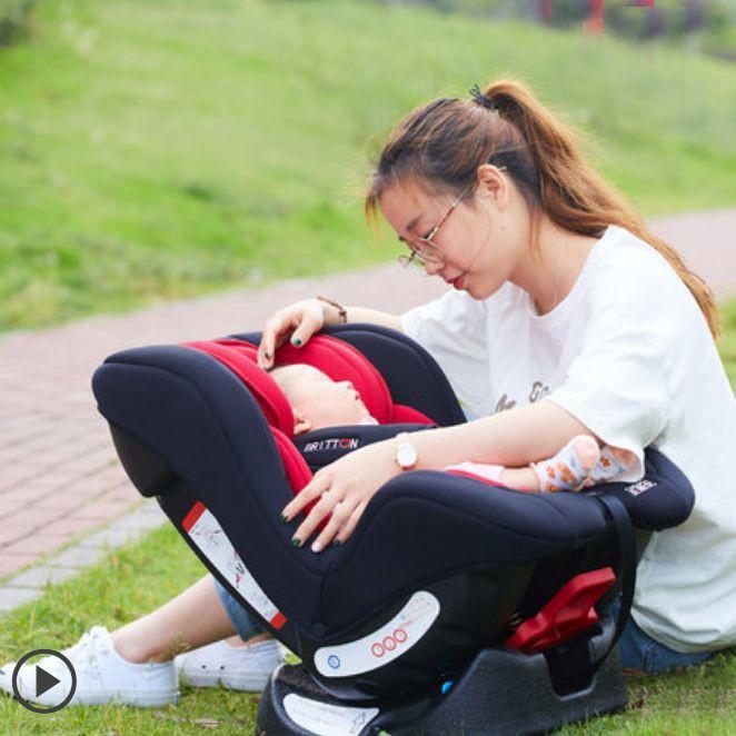 Thumbnail of Ghế an toàn trẻ em trên ô tô - Ghế an toàn cao cấp cho trẻ