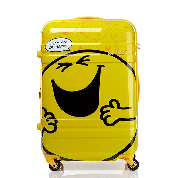 Vali American Tourister AT3*98011 AT MMLM SPINNER 79/29 EXP TSA CANVAS - MR. HAPPY - 3601628 , 1008701933 , 322_1008701933 , 4300000 , Vali-American-Tourister-AT398011-AT-MMLM-SPINNER-79-29-EXP-TSA-CANVAS-MR.-HAPPY-322_1008701933 , shopee.vn , Vali American Tourister AT3*98011 AT MMLM SPINNER 79/29 EXP TSA CANVAS - MR. HAPPY