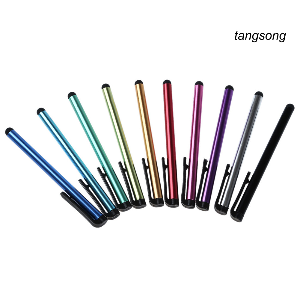Bộ 10 Bút Cảm Ứng Cho Iphone 7 / 7 Plus Ipad Tablet Samsung Phone - Linh  kiện máy tính khác