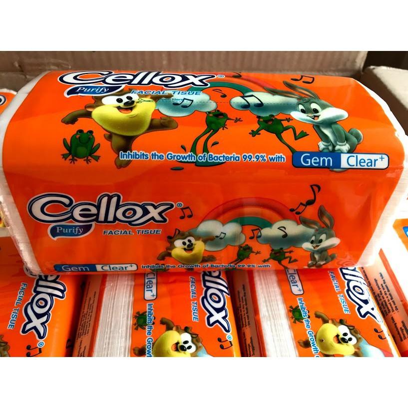 Giấy Ăn Cellox Thái Lan 260 Tờ - 14422980 , 1829354879 , 322_1829354879 , 29000 , Giay-An-Cellox-Thai-Lan-260-To-322_1829354879 , shopee.vn , Giấy Ăn Cellox Thái Lan 260 Tờ