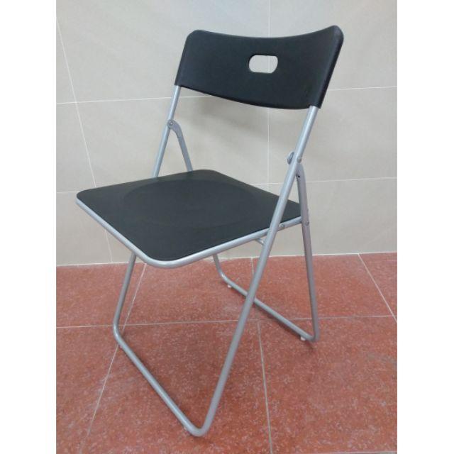 Ghế gấp - ghế xếp văn phòng cao cấp giá rẻ chính hãng Xuân Hoà GS 22-00 màu đen
