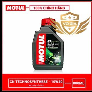 (Giá Cạnh Tranh) Motul Silver 3100 10W40 800ml - Nhớt xe máy số cao cấp thumbnail