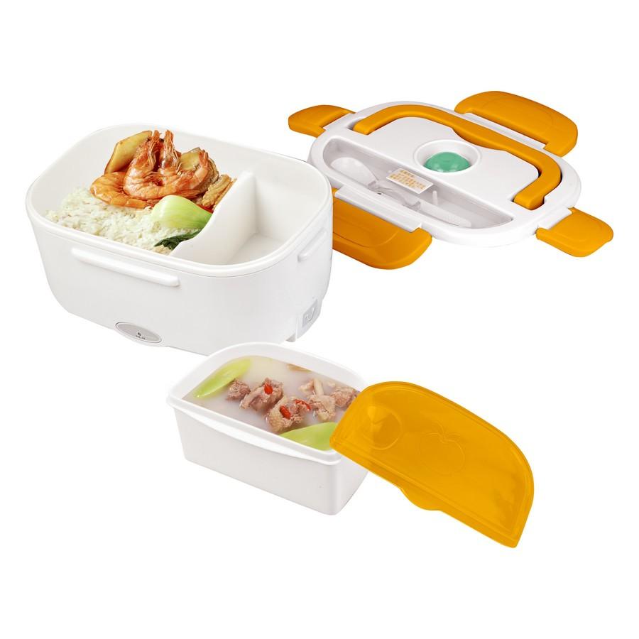 Hộp Cơm Hâm Nóng Thức Ăn Có Dây Cắm Điện Siêu Tốc Electric Lunch Box