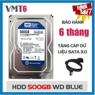 Ổ cứng PC,Camera HDD 250/320/500GB WD - HDD Seagate 250/500GB-Bảo hành 6 tháng