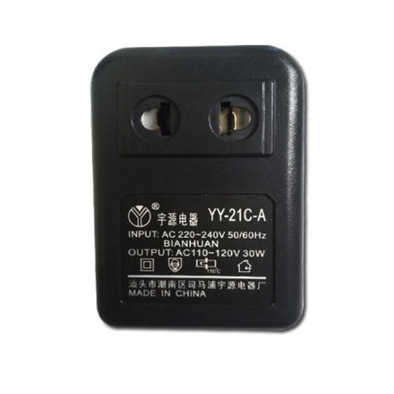 Bộ đổi nguồn từ điện 220v về 110v - Sử dụng cho thiết bị điện của Nhật Bản - 3049340 , 956029232 , 322_956029232 , 59900 , Bo-doi-nguon-tu-dien-220v-ve-110v-Su-dung-cho-thiet-bi-dien-cua-Nhat-Ban-322_956029232 , shopee.vn , Bộ đổi nguồn từ điện 220v về 110v - Sử dụng cho thiết bị điện của Nhật Bản