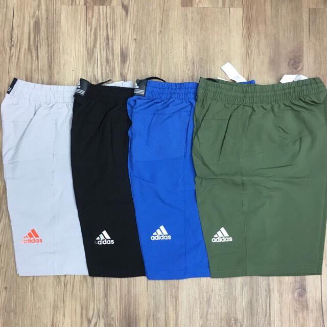 Quần đùi thể thao nam, phom 47-75 kg - quần đùi mặc nhà phái nam Bộ thể thao