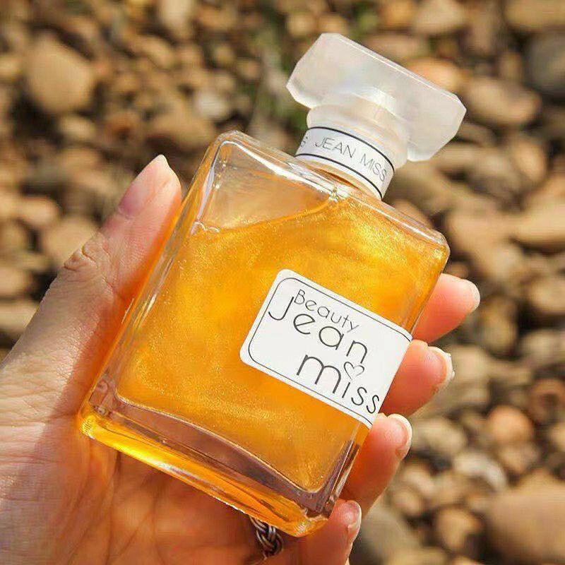 Nước hoa nhũ chảy chai 50 ml về có 8 màu - hàng nội địa trung quốc mp