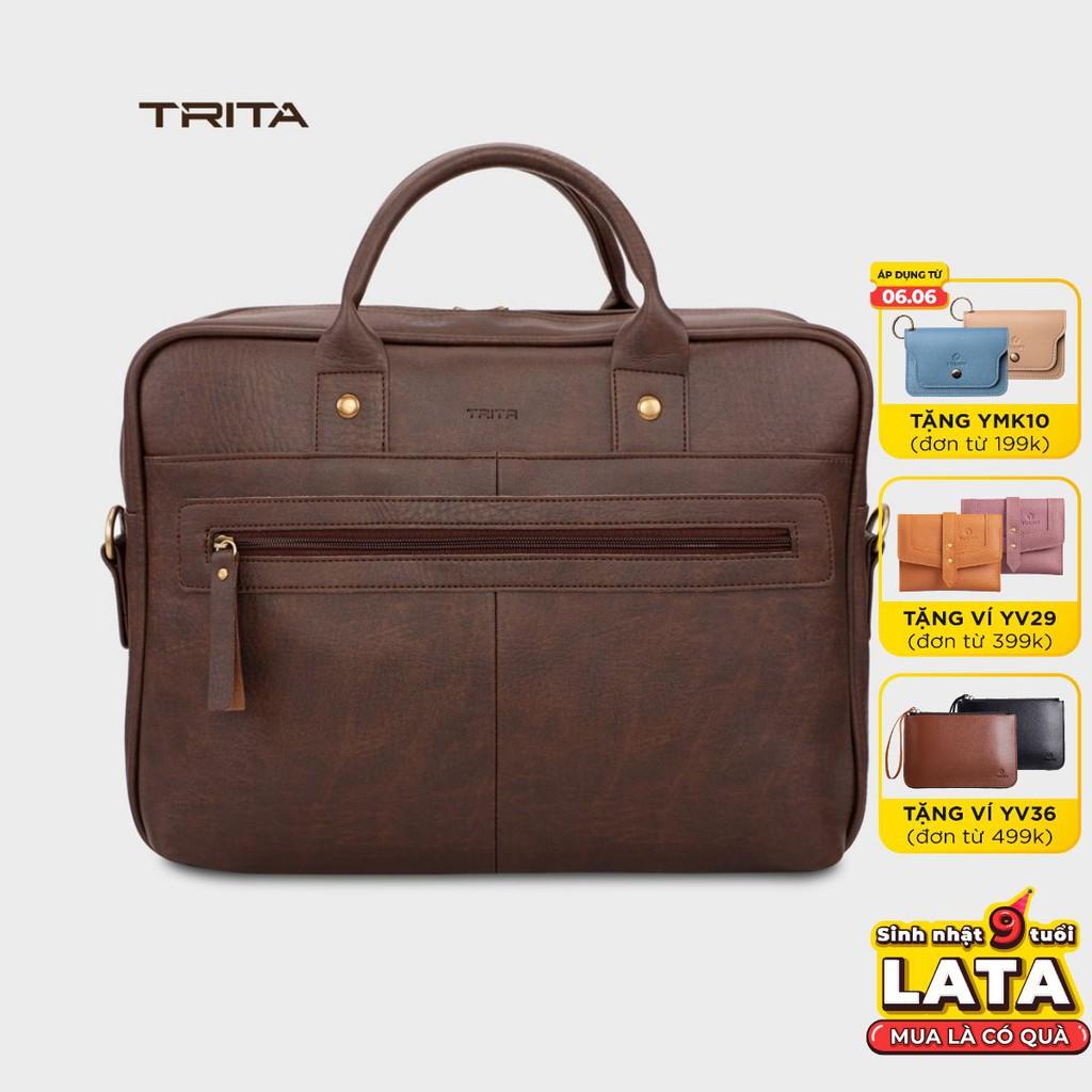 Cặp công sở cao cấp TRITA TCA2 nhiều màu
