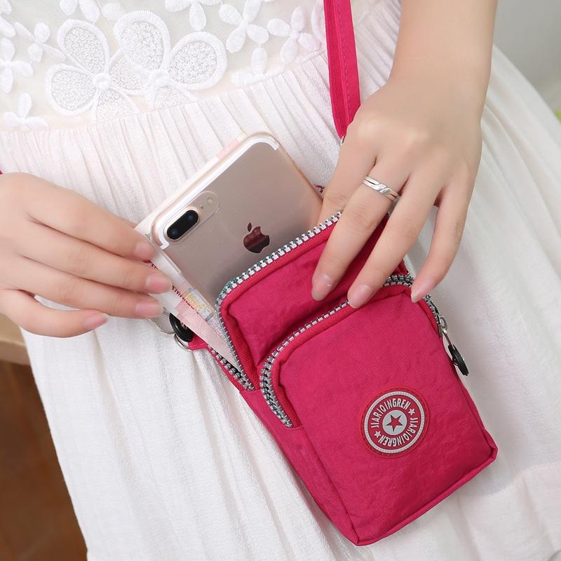 Túi đeo chéo đựng điện thoại thời trang cho nữ