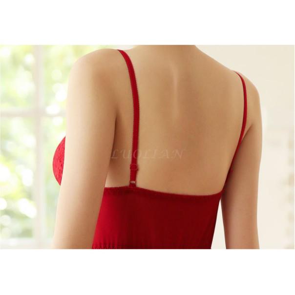 Mặc gì đẹp: Ngủ ngon hơn với Đầm Ngủ Sexy Đồ Ngủ Gợi Cảm❣️FreeShip - RẺ ❣️ Ren MỎNG Điệu Đà Mềm Mát Mịn(V80)