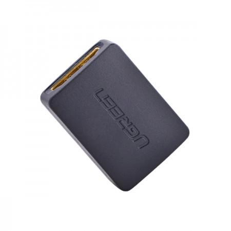 Đầu nối HDMI Ugreen 20107 (Màu đen)-Hàng Chính Hãng