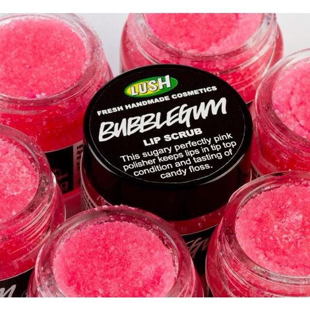 (Mới Về) Tẩy Tế Bào Chết Môi Lush Bubble Gum Lip Scrub Nhật Bản - 3074130 , 837911658 , 322_837911658 , 280000 , Moi-Ve-Tay-Te-Bao-Chet-Moi-Lush-Bubble-Gum-Lip-Scrub-Nhat-Ban-322_837911658 , shopee.vn , (Mới Về) Tẩy Tế Bào Chết Môi Lush Bubble Gum Lip Scrub Nhật Bản