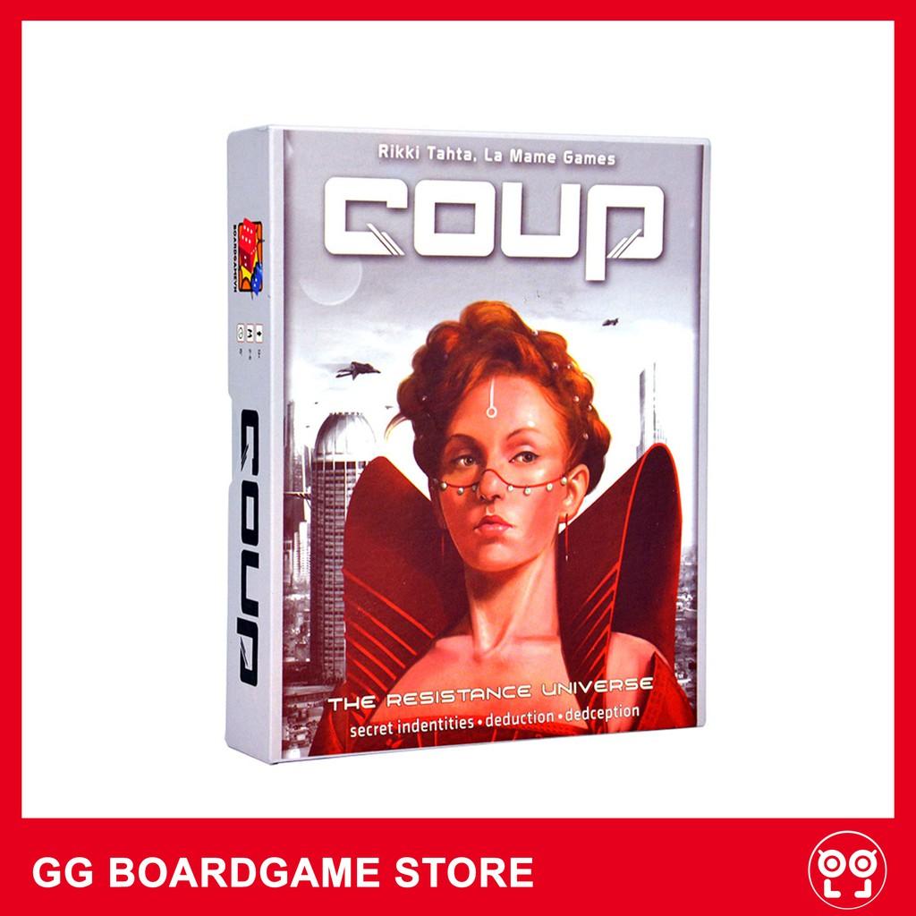 Bộ game Coup - Cuộc chiến quyền lực