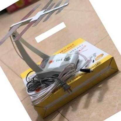 ANTEN Tivi Kỹ Thuật Số DVB T2 Model HJD 105 T2 - ANTEN Tivi Kỹ Thuật Số DVB T2 Model 105