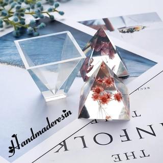 Khuôn Silicon hình khối Kim tự tháp