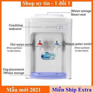 [ Xả kho tết] Cây nước nóng lạnh mini Huastar làm nước nóng lạnh cực nhanh, tiết kiệm điện, dễ dàng sử dụng – BH 1 đổi 1