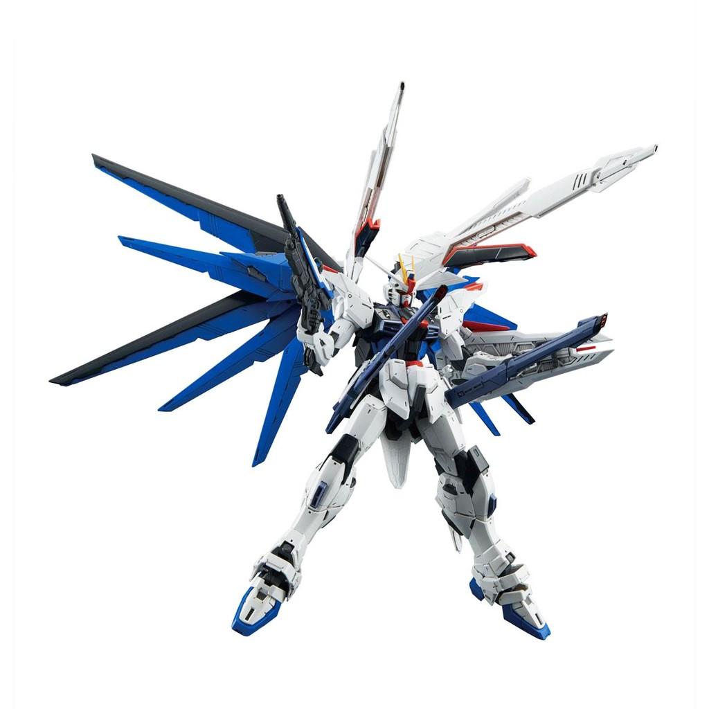 Mô Hình Lắp Ráp Bandai MG Freedom Gundam Ver.2.0