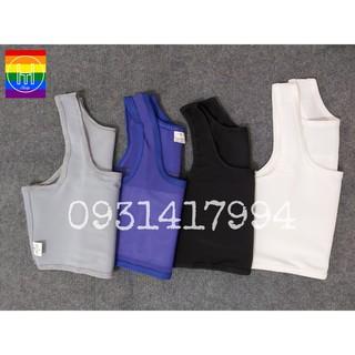 Áo nịt ngực lưới ngắn – Sản phẩm chuyên dùng cho Tomboy, Transguy