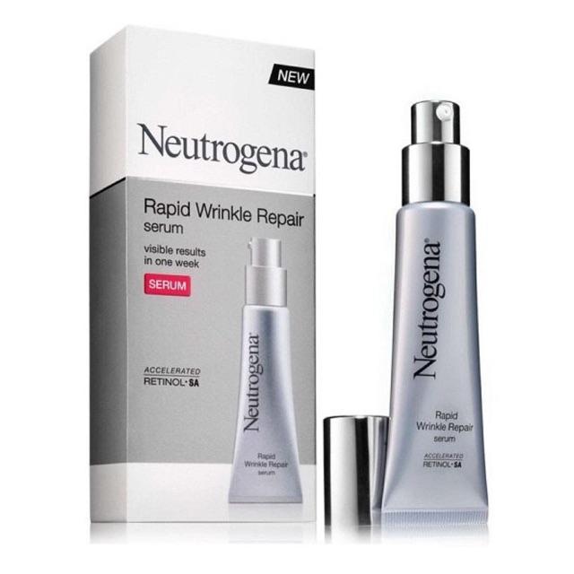 ??? Kem dưỡng da Neutrogena Rapid Wrinkle Repair Serum 29ml - 14802832 , 2360705205 , 322_2360705205 , 470000 , -Kem-duong-da-Neutrogena-Rapid-Wrinkle-Repair-Serum-29ml-322_2360705205 , shopee.vn , ??? Kem dưỡng da Neutrogena Rapid Wrinkle Repair Serum 29ml