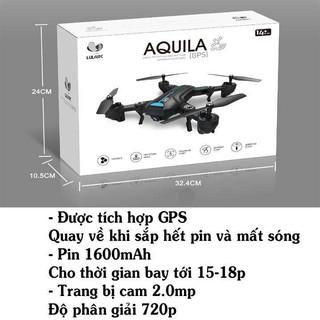 [GIÁ GỐC] Flycam a6 quay Hd chuyên nghiệp có gps tự bay về & gấp gọn đượcSIÊU HOT