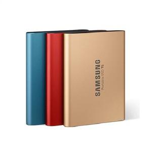 Ổ Cứng Di Động Gắn Ngoài SSD Samsung T5 500GB – Chính Hãng Samsung – Bảo Hành 3 năm (1 đổi 1)